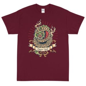 Burgundy T-Shirts – Design Your Own Custom T Shirts